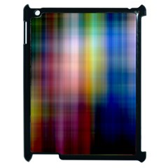Colorful Abstract Background Apple Ipad 2 Case (black) by Simbadda