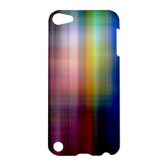 Colorful Abstract Background Apple Ipod Touch 5 Hardshell Case by Simbadda