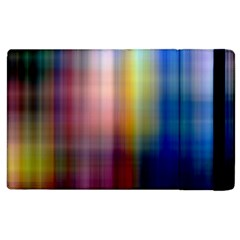 Colorful Abstract Background Apple Ipad 2 Flip Case by Simbadda