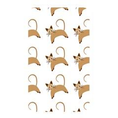 Cute Cats Seamless Wallpaper Background Pattern Memory Card Reader by Simbadda