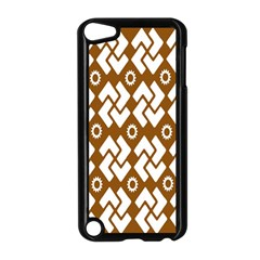 Art Abstract Background Pattern Apple Ipod Touch 5 Case (black) by Simbadda