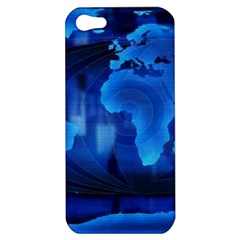 037429167625 Grass The Movie World Map Animated Background Apple Iphone 5 Hardshell Case by buysmart