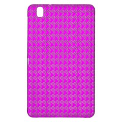 Clovers On Pink Samsung Galaxy Tab Pro 8 4 Hardshell Case by PhotoNOLA