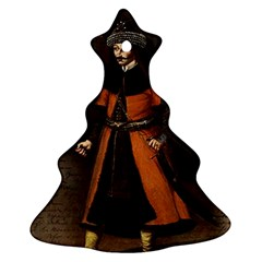 Count Vlad Dracula Ornament (christmas Tree)  by Valentinaart