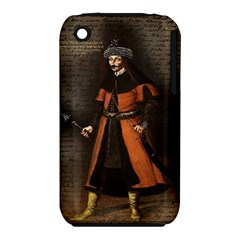 Count Vlad Dracula Iphone 3s/3gs by Valentinaart
