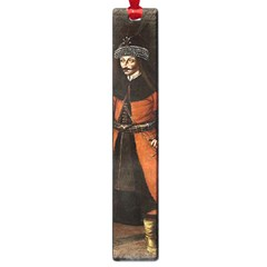 Count Vlad Dracula Large Book Marks by Valentinaart