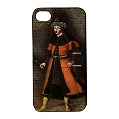 Count Vlad Dracula Apple Iphone 4/4s Hardshell Case With Stand by Valentinaart
