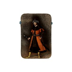 Count Vlad Dracula Apple Ipad Mini Protective Soft Cases by Valentinaart