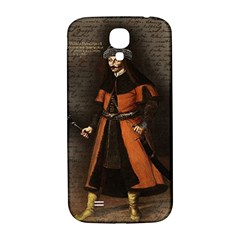 Count Vlad Dracula Samsung Galaxy S4 I9500/i9505  Hardshell Back Case by Valentinaart