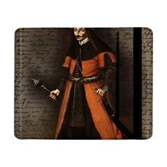 Count Vlad Dracula Samsung Galaxy Tab Pro 8 4  Flip Case by Valentinaart
