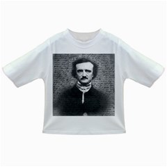 Edgar Allan Poe  Infant/toddler T Shirts by Valentinaart