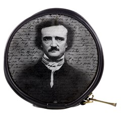 Edgar Allan Poe  Mini Makeup Bags by Valentinaart