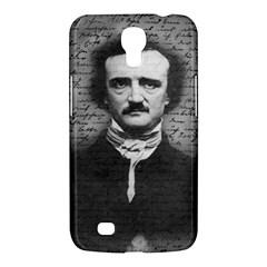 Edgar Allan Poe  Samsung Galaxy Mega 6 3  I9200 Hardshell Case by Valentinaart