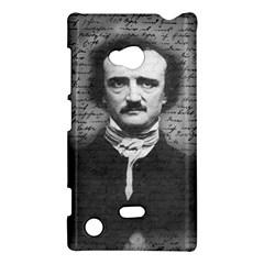 Edgar Allan Poe  Nokia Lumia 720 by Valentinaart
