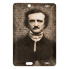 Edgar Allan Poe  Amazon Kindle Fire Hd (2013) Hardshell Case by Valentinaart