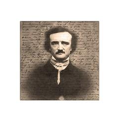 Edgar Allan Poe  Satin Bandana Scarf by Valentinaart