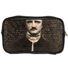 Edgar Allan Poe  Toiletries Bags 2 Side by Valentinaart