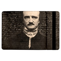 Edgar Allan Poe  Ipad Air Flip by Valentinaart