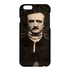 Edgar Allan Poe  Apple Iphone 6 Plus/6s Plus Hardshell Case by Valentinaart