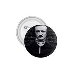 Edgar Allan Poe  1 75  Buttons by Valentinaart