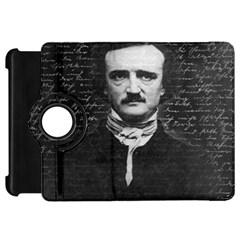Edgar Allan Poe  Kindle Fire Hd 7  by Valentinaart