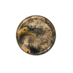 Vintage Eagle  Hat Clip Ball Marker by Valentinaart