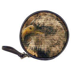 Vintage Eagle  Classic 20 Cd Wallets by Valentinaart