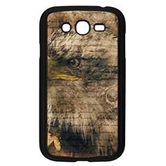 Vintage Eagle  Samsung Galaxy Grand Duos I9082 Case (black) by Valentinaart