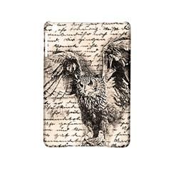 Vintage Owl Ipad Mini 2 Hardshell Cases by Valentinaart