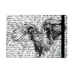 Vintage Owl Ipad Mini 2 Flip Cases by Valentinaart