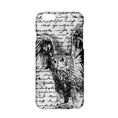 Vintage Owl Apple Iphone 6/6s Hardshell Case by Valentinaart