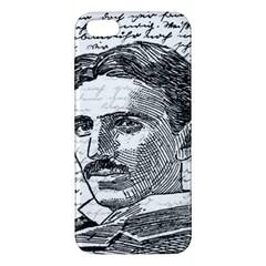 Nikola Tesla Apple Iphone 5 Premium Hardshell Case by Valentinaart