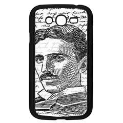 Nikola Tesla Samsung Galaxy Grand Duos I9082 Case (black) by Valentinaart