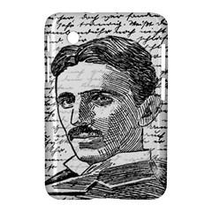 Nikola Tesla Samsung Galaxy Tab 2 (7 ) P3100 Hardshell Case  by Valentinaart