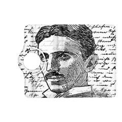Nikola Tesla Kindle Fire Hd (2013) Flip 360 Case by Valentinaart