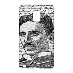 Nikola Tesla Galaxy Note Edge by Valentinaart