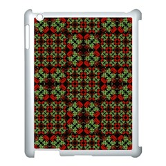 Asian Ornate Patchwork Pattern Apple Ipad 3/4 Case (white) by dflcprints