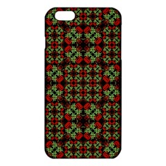 Asian Ornate Patchwork Pattern Iphone 6 Plus/6s Plus Tpu Case by dflcprints