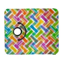 Abstract Pattern Colorful Wallpaper Galaxy S3 (flip/folio) by Simbadda