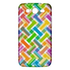 Abstract Pattern Colorful Wallpaper Samsung Galaxy Mega 5 8 I9152 Hardshell Case