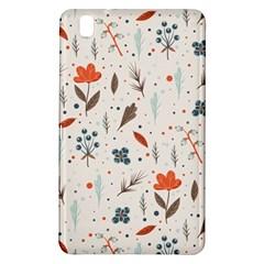 Seamless Floral Patterns  Samsung Galaxy Tab Pro 8 4 Hardshell Case by TastefulDesigns