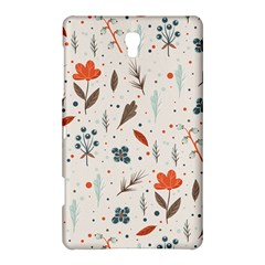Seamless Floral Patterns  Samsung Galaxy Tab S (8 4 ) Hardshell Case  by TastefulDesigns