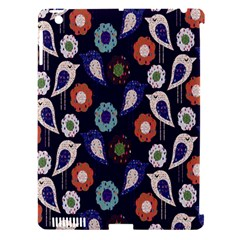 Cute Birds Pattern Apple Ipad 3/4 Hardshell Case (compatible With Smart Cover) by Simbadda