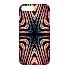 Colorful Seamless Vibrant Pattern Apple Iphone 7 Plus Hardshell Case by Simbadda