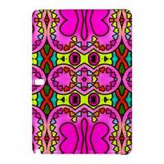 Love Hearths Colourful Abstract Background Design Samsung Galaxy Tab Pro 12 2 Hardshell Case by Simbadda