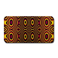 Vibrant Pattern Medium Bar Mats by Simbadda