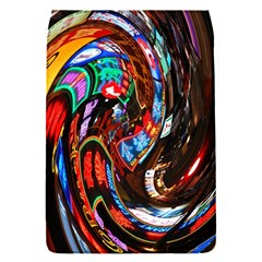 Abstract Chinese Inspired Background Flap Covers (s)  by Simbadda