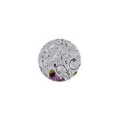 Abstract Pattern 1  Mini Magnets by Simbadda
