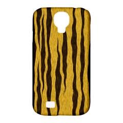 Seamless Fur Pattern Samsung Galaxy S4 Classic Hardshell Case (pc+silicone) by Simbadda