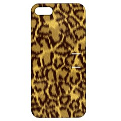 Seamless Animal Fur Pattern Apple Iphone 5 Hardshell Case With Stand by Simbadda
